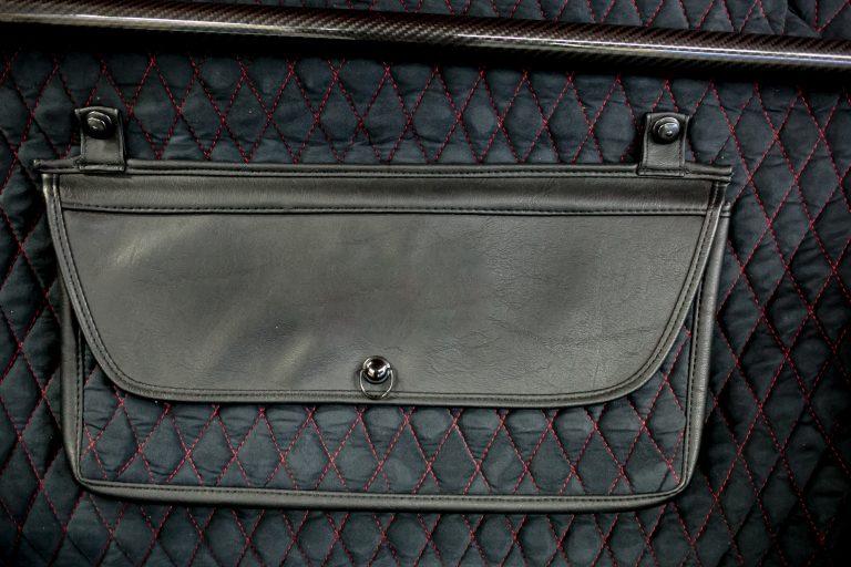 Kofferraumteppich/Tasche