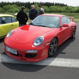Porsche-Treffen Meinerzhagen Mai 12