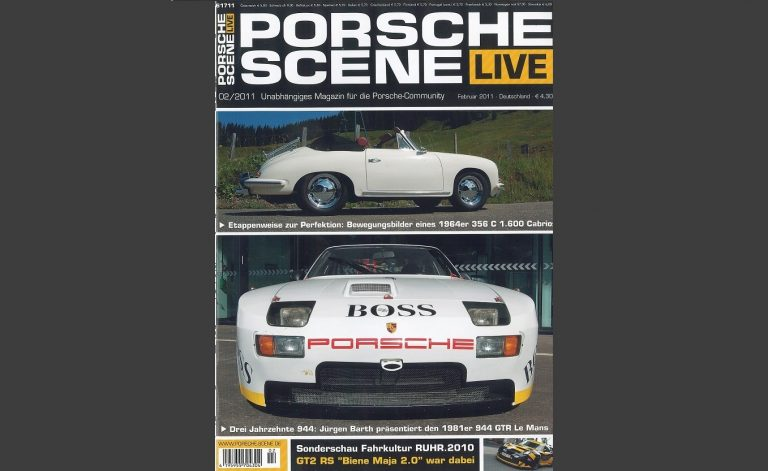 PorscheScene Cover 02_2011