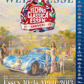 Techno Classica Essen 2013