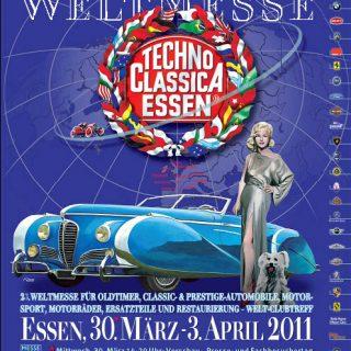 Techno Classica Essen 2011