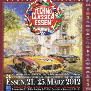 Techno Classica Essen 2012