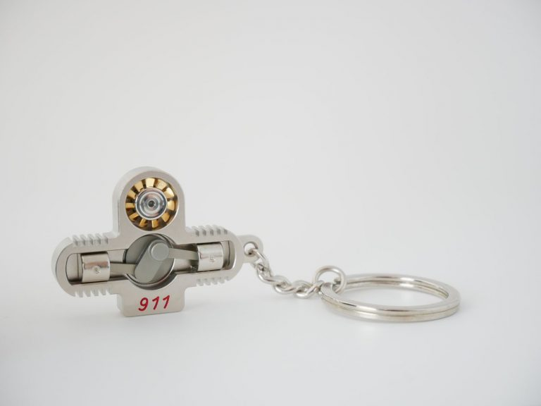 Schlüsselanhänger 911