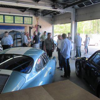Porsche 356 Treffen April 2018