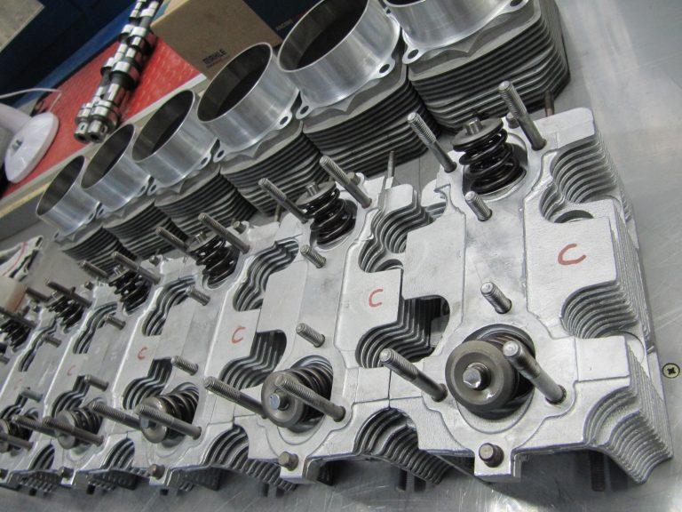 Zylinderkopf 964