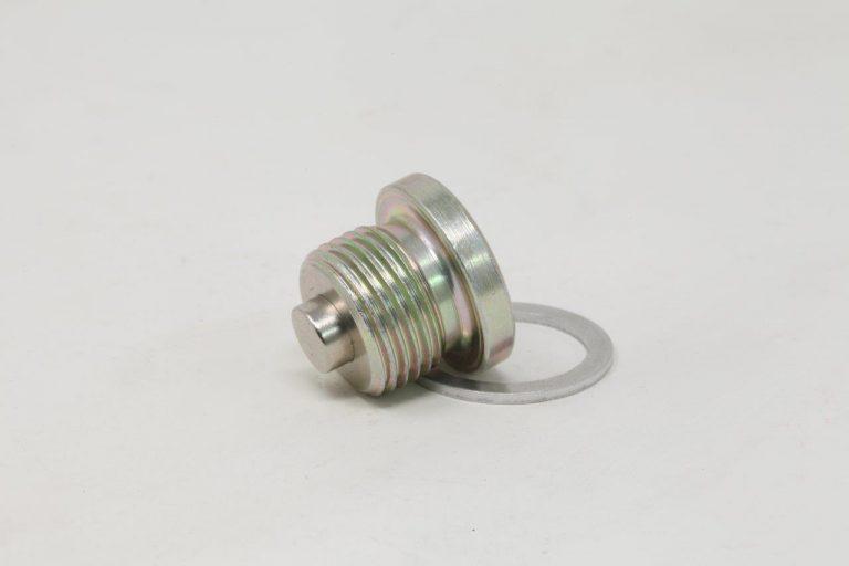 Magnetische Ölablaßschraube Neodym mit Dichtring