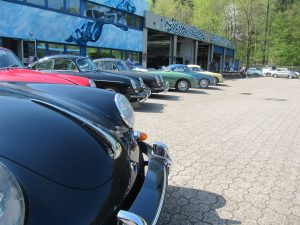 Porsche 356 Treffen April 2018